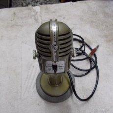 Radios antiguas: MICROFONO PIEZO ELECTRICO. Lote 55912397