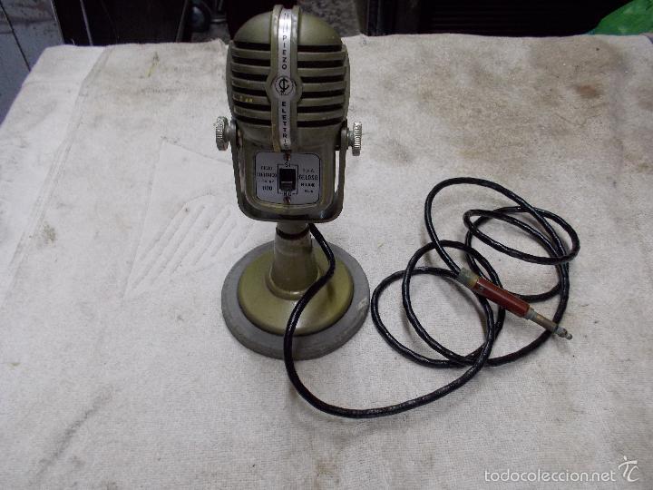 Radios antiguas: Microfono Piezo electrico - Foto 8 - 55912397