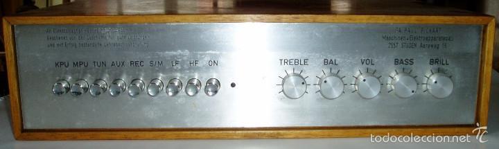 Radios antiguas: Amplificador - Foto 2 - 56161927