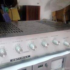 Radios antiguas: OPTIMUS KANSAS. Lote 56346110