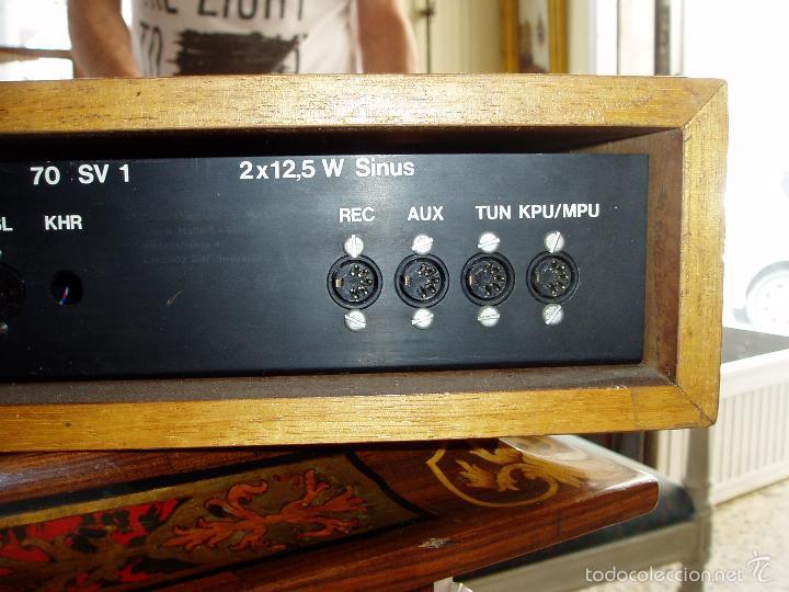 Radios antiguas: Amplificador - Foto 4 - 56161927