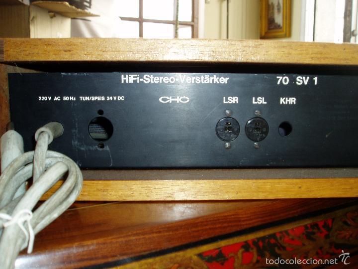 Radios antiguas: Amplificador - Foto 5 - 56161927