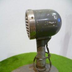 Radios antiguas: ANTIGUO MICRÓFONO DE SOBREMESA DE FABRICACIÓN SOVIÉTICA. Lote 60801563