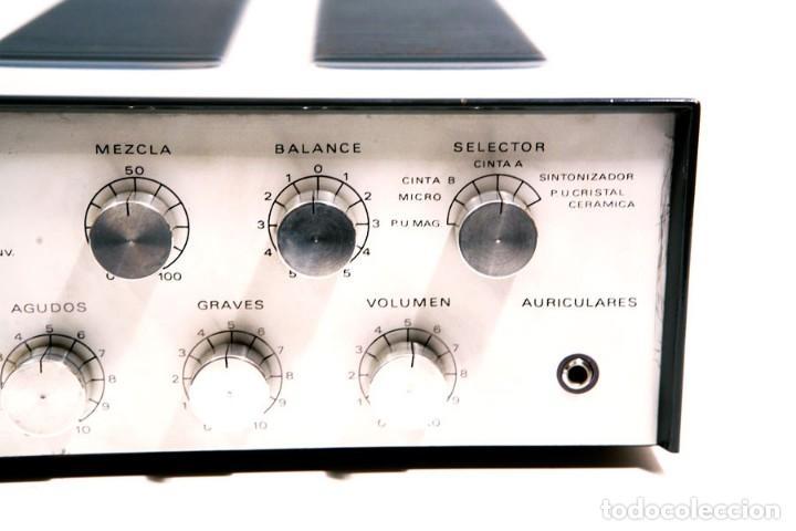 Radios antiguas: AMPLIFICADOR VALVULAS HI-FI VIETA A-217 - Foto 4 - 63649335