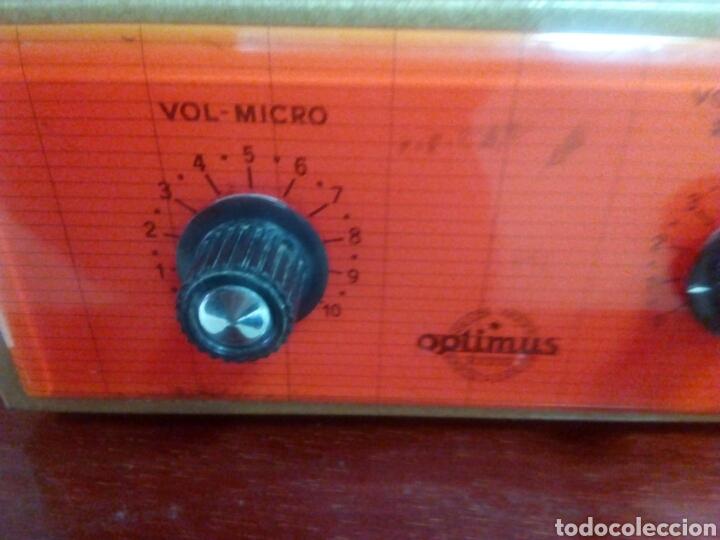 Radios antiguas: Amplificador de válvulas Mistral - Foto 5 - 63782149