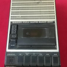 Radios antiguas: ANTIGUO RADIO CASSETE PHILIPS - NO FUNCIONA. Lote 64408407