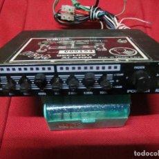 Radios antiguas: AMPLIFICADOR EQUALIZADOR POINTER.COCHE. Lote 69680485