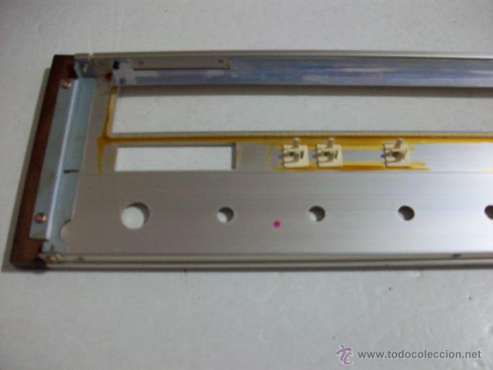 Radios antiguas: MARANTZ SR 1000/ Frontal original, con cristales, del amplificador. - Foto 6 - 71666011