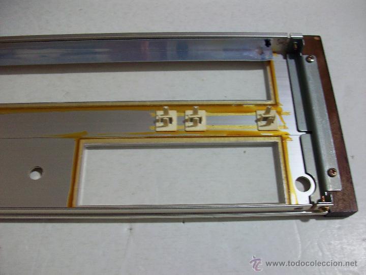 Radios antiguas: MARANTZ SR 1000/ Frontal original, con cristales, del amplificador. - Foto 7 - 71666011