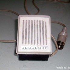 Radios antiguas: ANTIGUO MICROFONO DE MESA. AÑOS 60-70. Lote 73510231