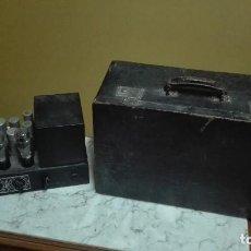 Radios antiguas: AMPLIFICADOR ANTIGUO. Lote 74376815