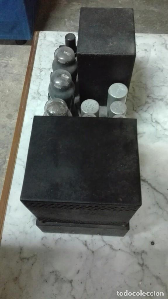 Radios antiguas: Amplificador antiguo - Foto 4 - 74376815