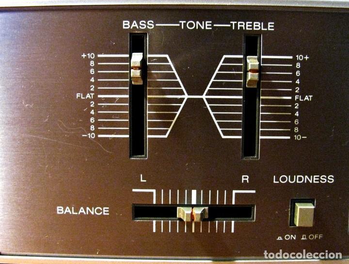 Radios antiguas: AMPLIFICADOR SONY TA V3 revisado y funcionando 33vatios RMS 009% TDH - Foto 3 - 74995023