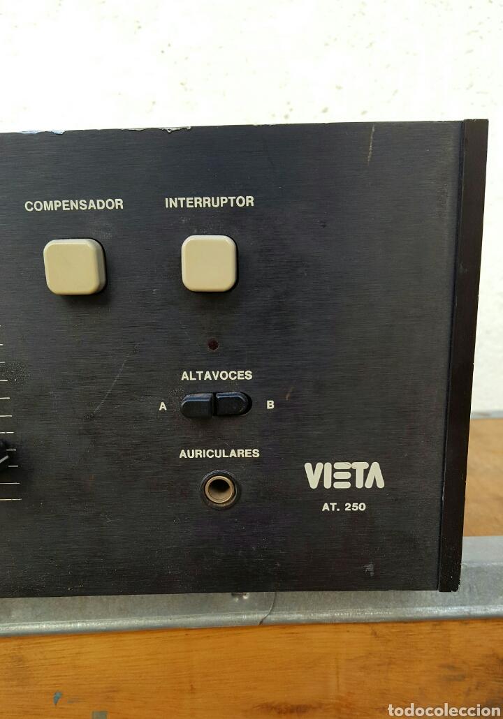 Radios antiguas: Amplificador vieta - Foto 2 - 75423881