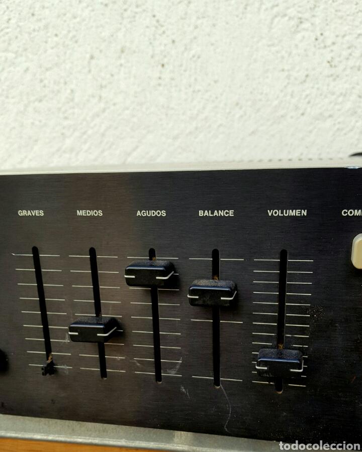 Radios antiguas: Amplificador vieta - Foto 3 - 75423881