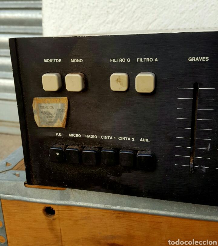 Radios antiguas: Amplificador vieta - Foto 4 - 75423881