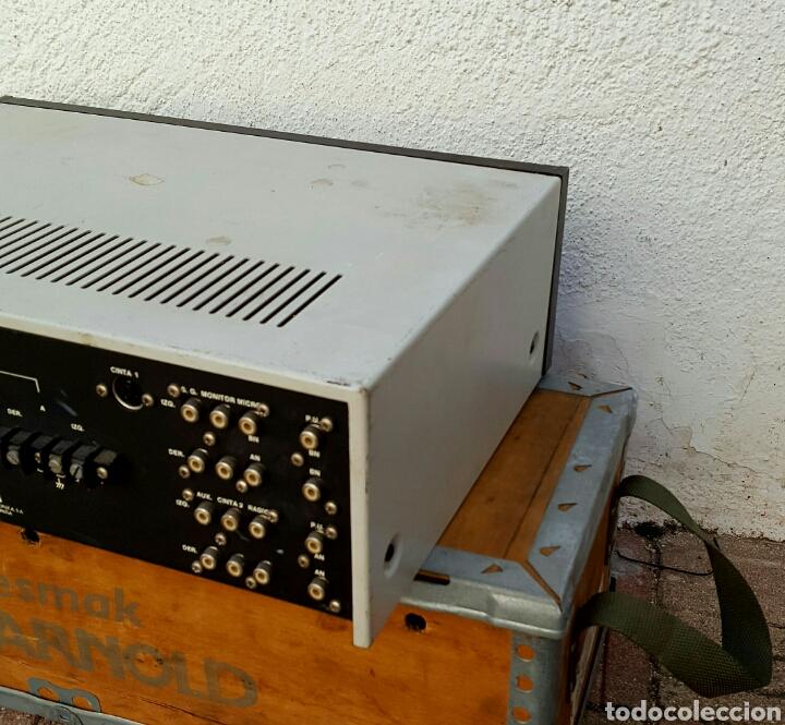 Radios antiguas: Amplificador vieta - Foto 7 - 75423881