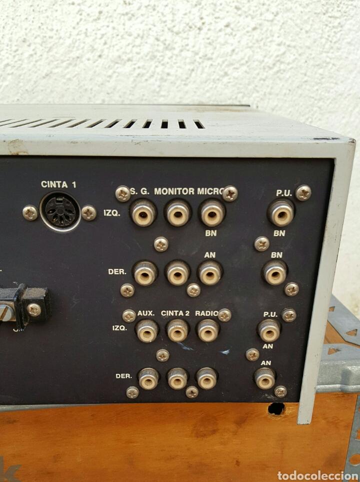 Radios antiguas: Amplificador vieta - Foto 8 - 75423881