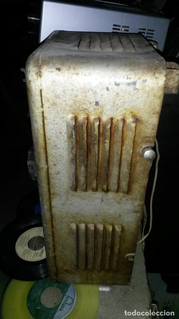Radios antiguas: Amplificadores cine - Foto 2 - 76888447