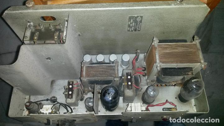 Radios antiguas: Amplificador Cine - Foto 3 - 76887835