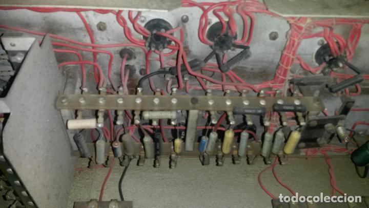 Radios antiguas: Amplificador Cine - Foto 4 - 76887835