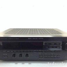 Radios antiguas: ** AMPLIFICADOR HOME CINEMA YAMAHA RX-V395RDS **. Lote 78204333