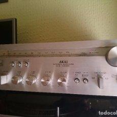 Radios antiguas: AMPLIFICADOR AKAI AA-1020 1976-1979. Lote 87445868