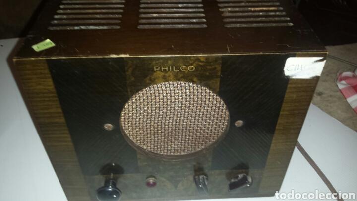 PHILCO MODELO U 407 INTERCOMUNICADOR. (Radios, Gramófonos, Grabadoras y Otros - Amplificadores y Micrófonos de Válvulas)
