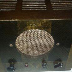 Radios antiguas: PHILCO MODELO U 407 INTERCOMUNICADOR.. Lote 87661627
