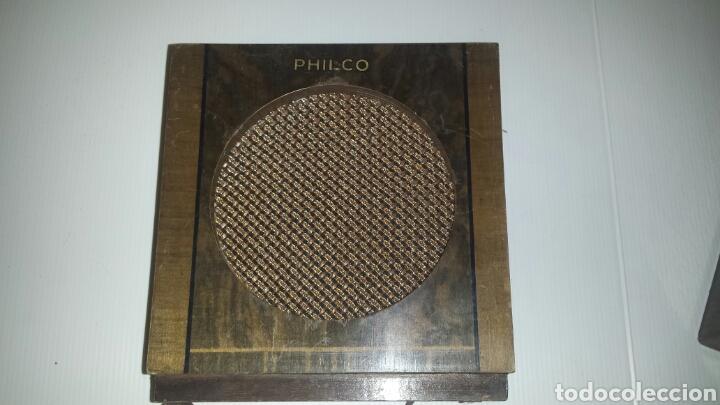 Radios antiguas: PHILCO Modelo U 407 INTERCOMUNICADOR. - Foto 2 - 87661627