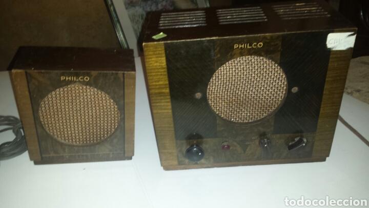 Radios antiguas: PHILCO Modelo U 407 INTERCOMUNICADOR. - Foto 3 - 87661627