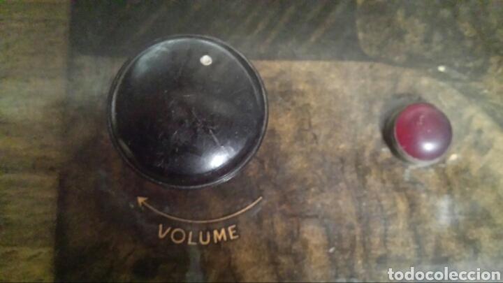 Radios antiguas: PHILCO Modelo U 407 INTERCOMUNICADOR. - Foto 8 - 87661627