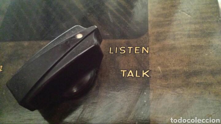 Radios antiguas: PHILCO Modelo U 407 INTERCOMUNICADOR. - Foto 9 - 87661627