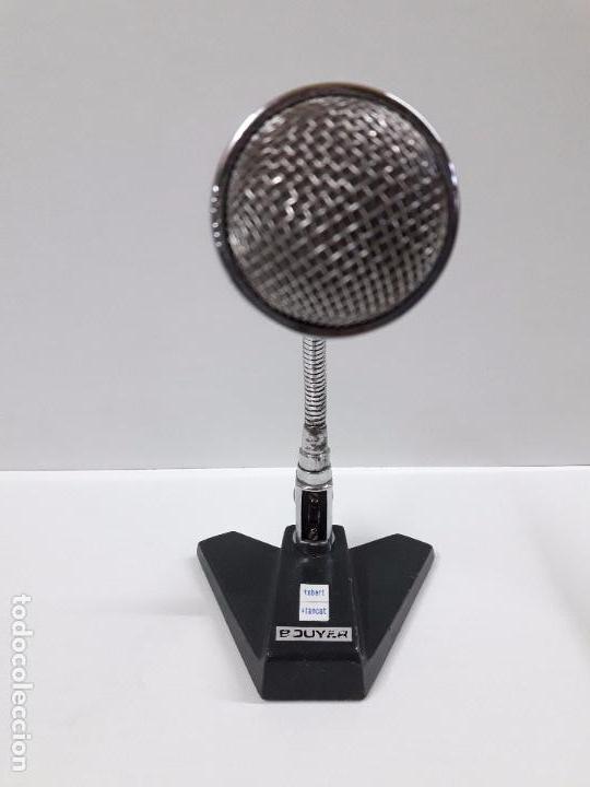 Radios antiguas: MICROFONO BOUYER . FLEXIBLE . VINTAGE AÑOS 60 / 70 - Foto 5 - 88166152