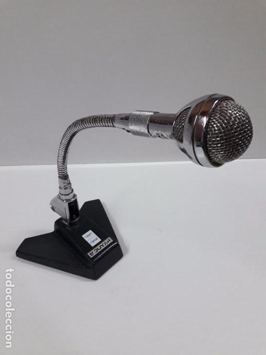 Radios antiguas: MICROFONO BOUYER . FLEXIBLE . VINTAGE AÑOS 60 / 70 - Foto 15 - 88166152