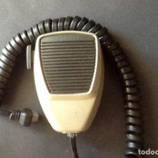 Radios antiguas: MICROFONO KENWOOD. DYNAMIC MICROPHONE. IMPEDANCE 600..ENVIO INCLUIDO.EN EL PRECIO.. Lote 90372892