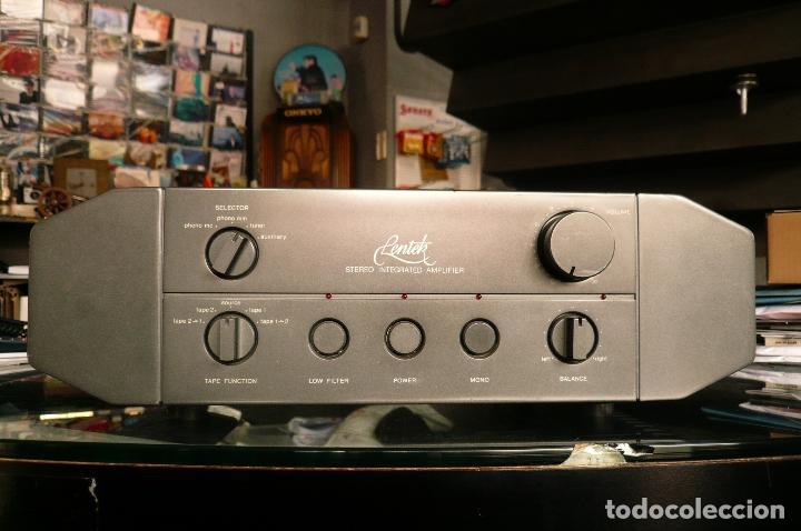 Radios antiguas: equipo de sonido HI-FI , marca LENTEK ,+ altavoces, ingles 60 watios por canal , reales, - Foto 2 - 96526047