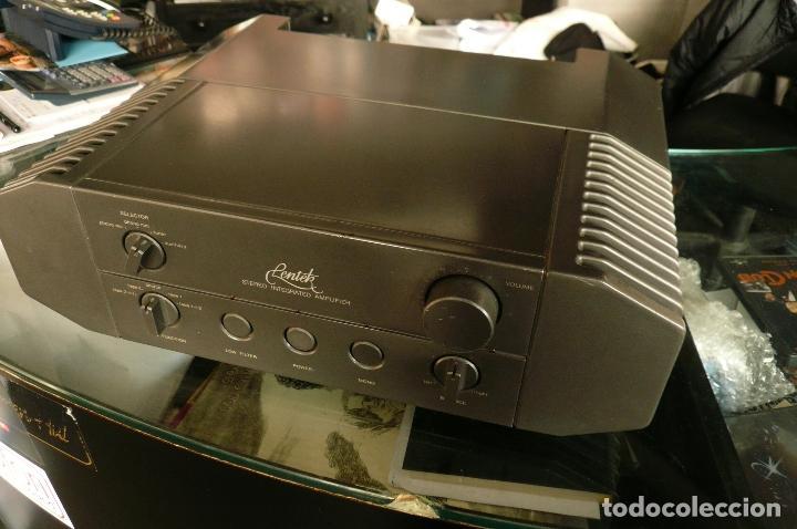 Radios antiguas: equipo de sonido HI-FI , marca LENTEK ,+ altavoces, ingles 60 watios por canal , reales, - Foto 4 - 96526047