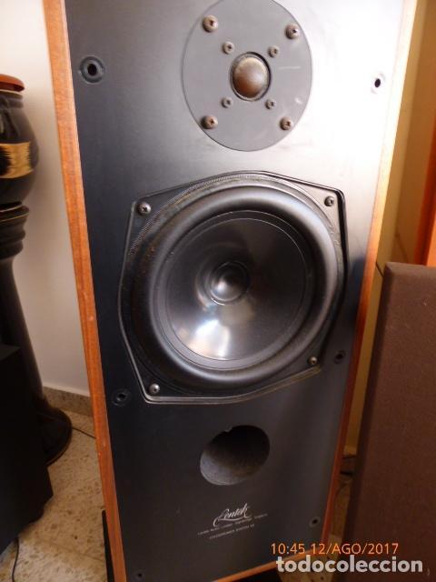 Radios antiguas: equipo de sonido HI-FI , marca LENTEK ,+ altavoces, ingles 60 watios por canal , reales, - Foto 7 - 96526047