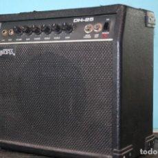Radios antiguas: AMPLIFICADOR SONORA DH-25. Lote 96527679