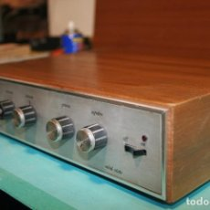 Radios antiguas: AMPLIFICADOR SOLID STATE.. Lote 96773771