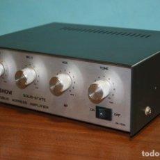Radios antiguas: AMPLIFICADOR OPTIMUS A BATERIAS.. Lote 96774299