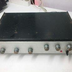 Radios antiguas: AMPLIFICADOR VINTAGE MARCA HM.25W.. Lote 97737060