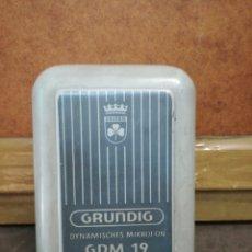 Radios antiguas: MICROFONO. Lote 98048292