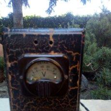 Radios antiguas: ELEVADOR DE CORRIENTE. Lote 99093898