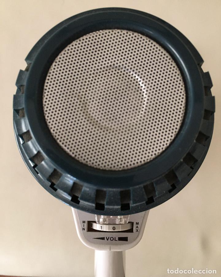 Radios antiguas: MEGAFONO ALTAVOZ TRANSISTORIZADO FUNCIONANDO AMPLIFICADOR DE VOZ COMPETICION MUY BUEN ESTADO CALIDAD - Foto 5 - 99904995