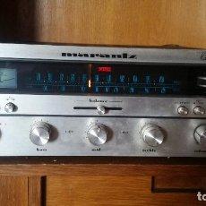 Radios antiguas: MARANTZ 2238 STEREO RECEIVER AÑO 1977 FUNCIONA Y SE ESCUCHA PERFECTAMENTE. Lote 206277266