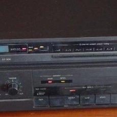 Radios antiguas: TECHNICS AMPLIFICADOR SU-500 + SINTONIZADOR ST-500 EN BUEN ESTADO APROX 1990. Lote 102668579