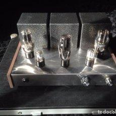 Radios antiguas: AMPLIFICADOR VALVULAR SINGLE ENDED CALENTAMIENTO DIRECTO - TIPO 300B O 2A3 - CON MANDO A DISTANCIA. Lote 103565191