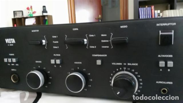 AMPLIFICADOR VIETA A3024 (Radios, Gramófonos, Grabadoras y Otros - Amplificadores y Micrófonos de Válvulas)